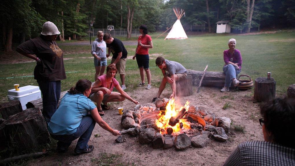 SLIDER – campfire